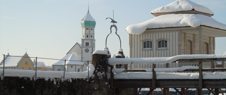 Wasserburg Winter 2014